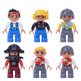 Lego Building Blocks Characters