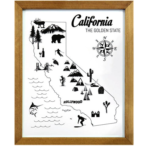 California SilkScreen