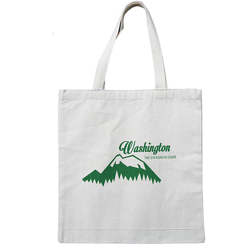 Washington Cotton Tote Bag