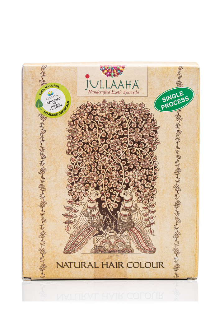 Jullaaha Natural Hair Colour (Single Process )