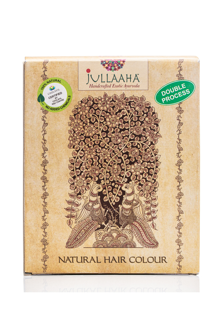 Jullaaha Natural Hair Colour (Double Process )