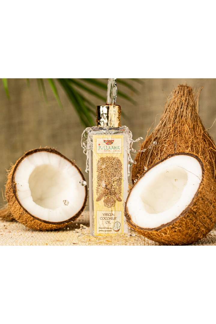 Virgin Coconut Oil (from pure coconut milk)