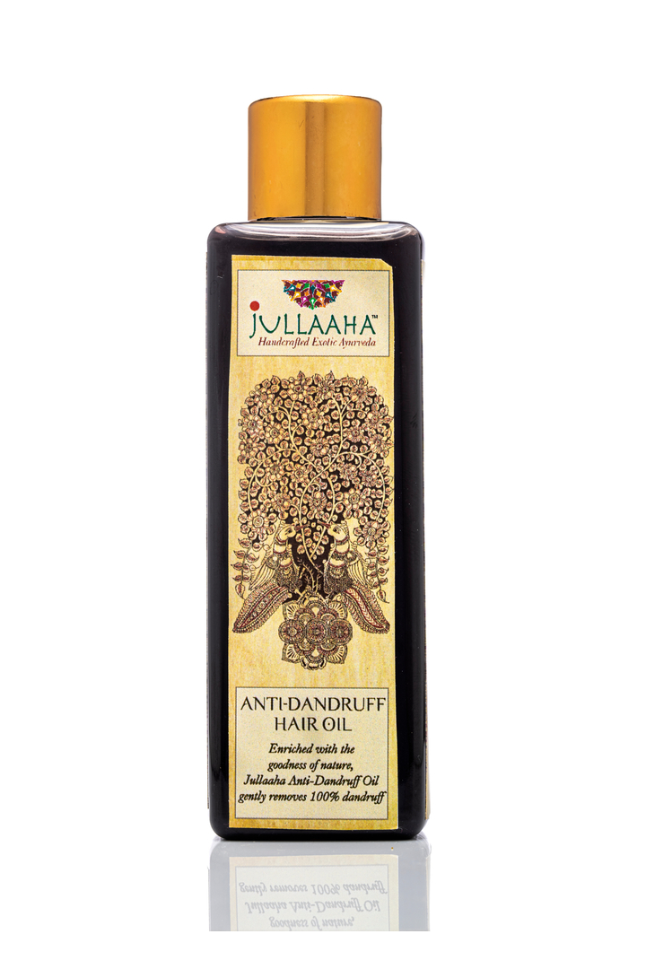 Jullaaha Anti-Dandruff Oil