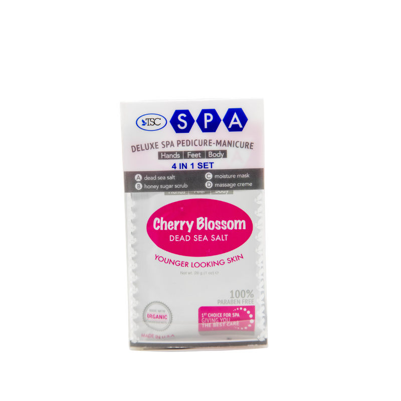 Cherry Blosson tsc Spa 4 in 1 (OLD)