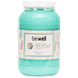 BE WELL -  Sugar Scrub (16oz - 454gr)