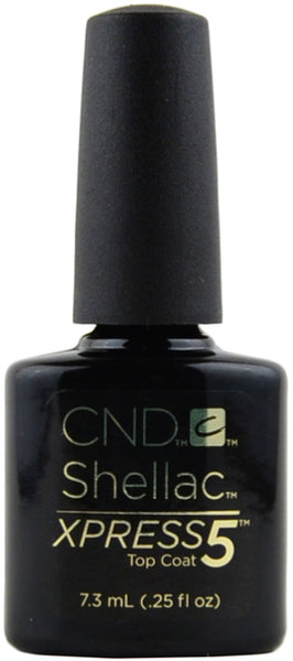 CND Shellac XPRESS5 Top Coat 7.3ml