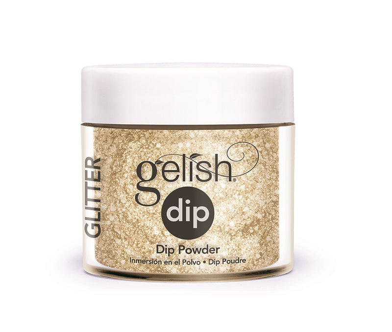 Gelish Dip 1610947 All That Glitters Is Gold