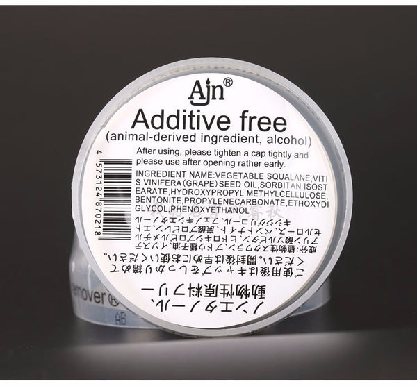 AJN Additive Free Glue Remover 30g