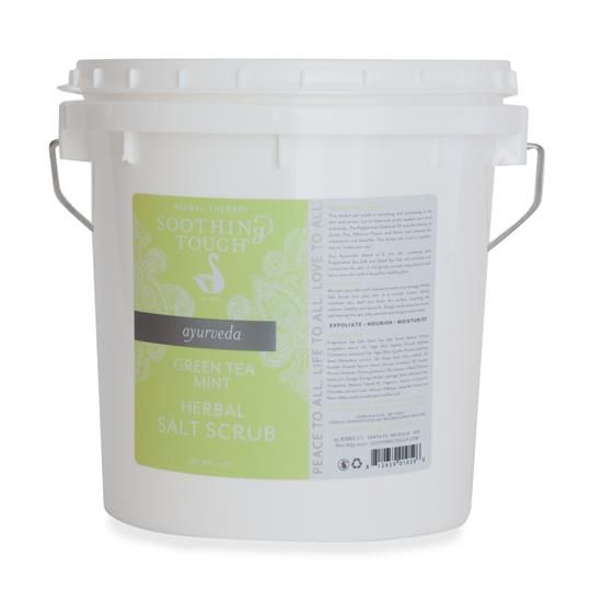 Masternail Mineral Sea Salt Peppermint - Bucket