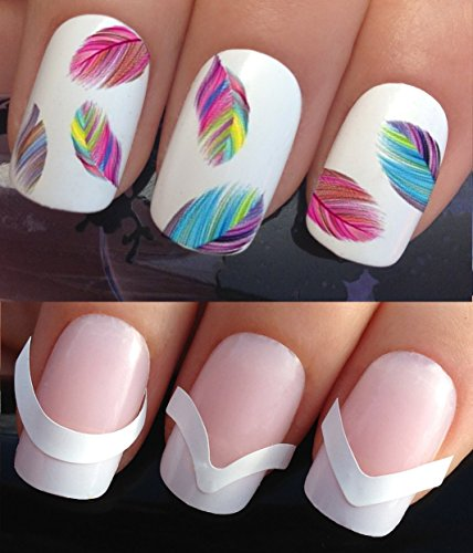 Nail Art Water Transfer