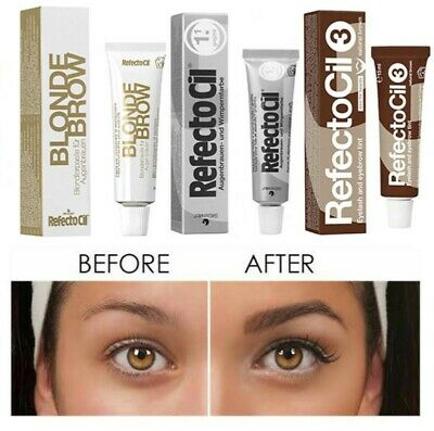 RefectoCil eye brown tint