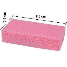 Pro Pumice ( disposable) pink EX C 1600 pcs