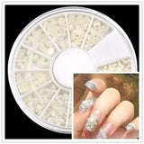 Pearl Nail Art Wheel