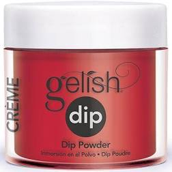 Gelish Dip 1610861 Hot Rod Red