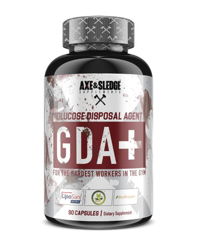 GDA+ (90)-Axe & Sledge-Supplement Mad