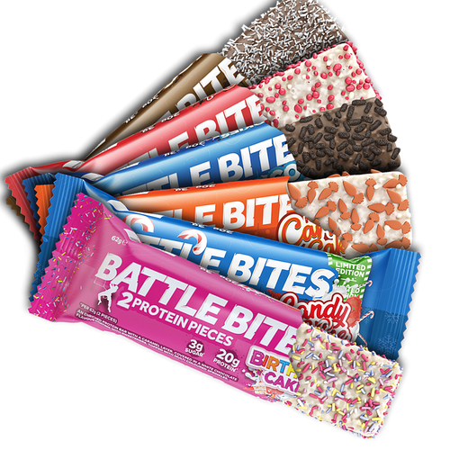 Battle Bites 62g