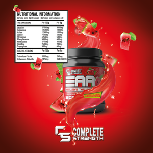 Complete Strength EAA