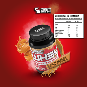 Whey Protein 2kg + Free Shaker