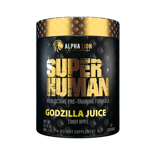 Superhuman 368g-Alpha Lion-Supplement Mad