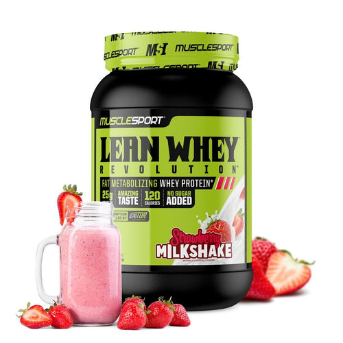 Lean Whey 34g *Sample*