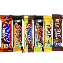 Load image into Gallery viewer, Mars, Snickers & Friends 'Hi-Protein' 6 Pack