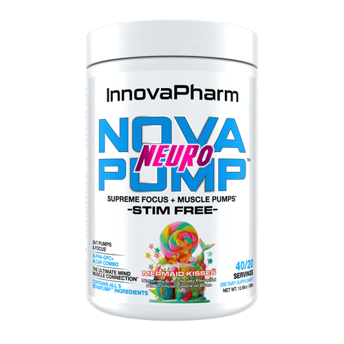 Nova Pump Neuro-InnovaPharm-Supplement Mad