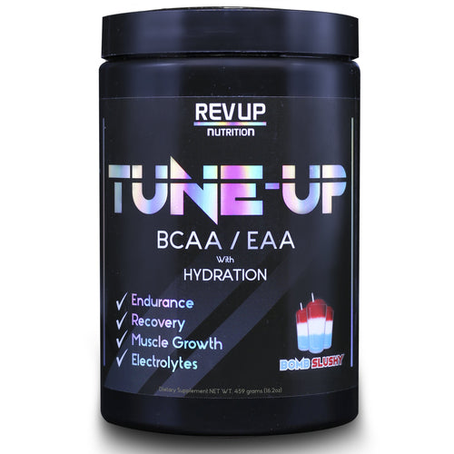 TUNE-UP BCAA/EAA-Revup Nutrtition-Supplement Mad