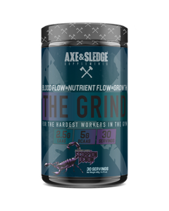 The Grind (480g)-Axe & Sledge-Supplement Mad