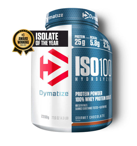Iso 100 2.2kg-Dymatize-Supplement Mad