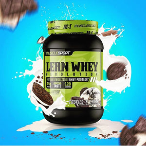 Lean Whey Revolution (908g)-MuscleSport-Supplement Mad