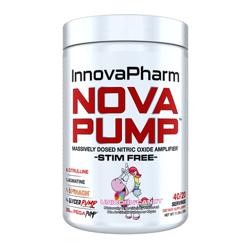 Nova Pump 320g-InnovaPharm-Supplement Mad