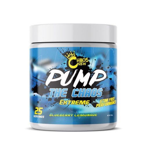 Pump The Chaos (New Formula)