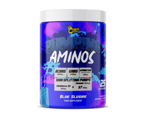 Pumping Aminos Sample