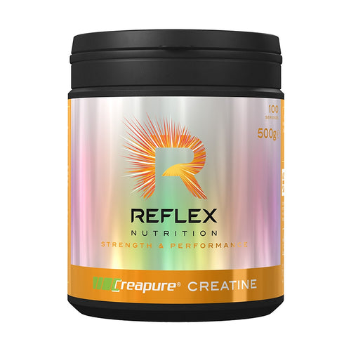 Creatine (500g)-Reflex Nutrition-Supplement Mad
