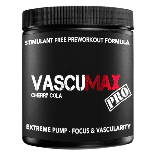Vascumax Pro (471g)-Strom Sports Nutrition-Supplement Mad