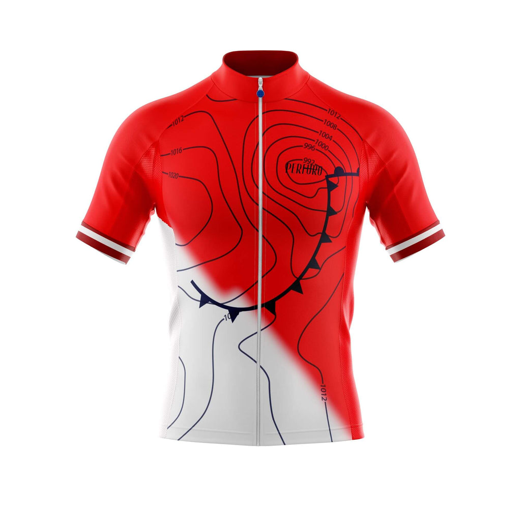 Coldfront Men's Cycling Wear Jersey