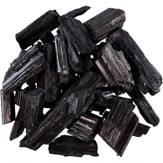 Black Tourmaline Chunks (3 Pc)