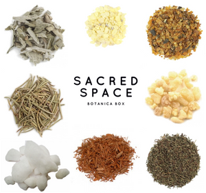 Sacred Space Botanica Box