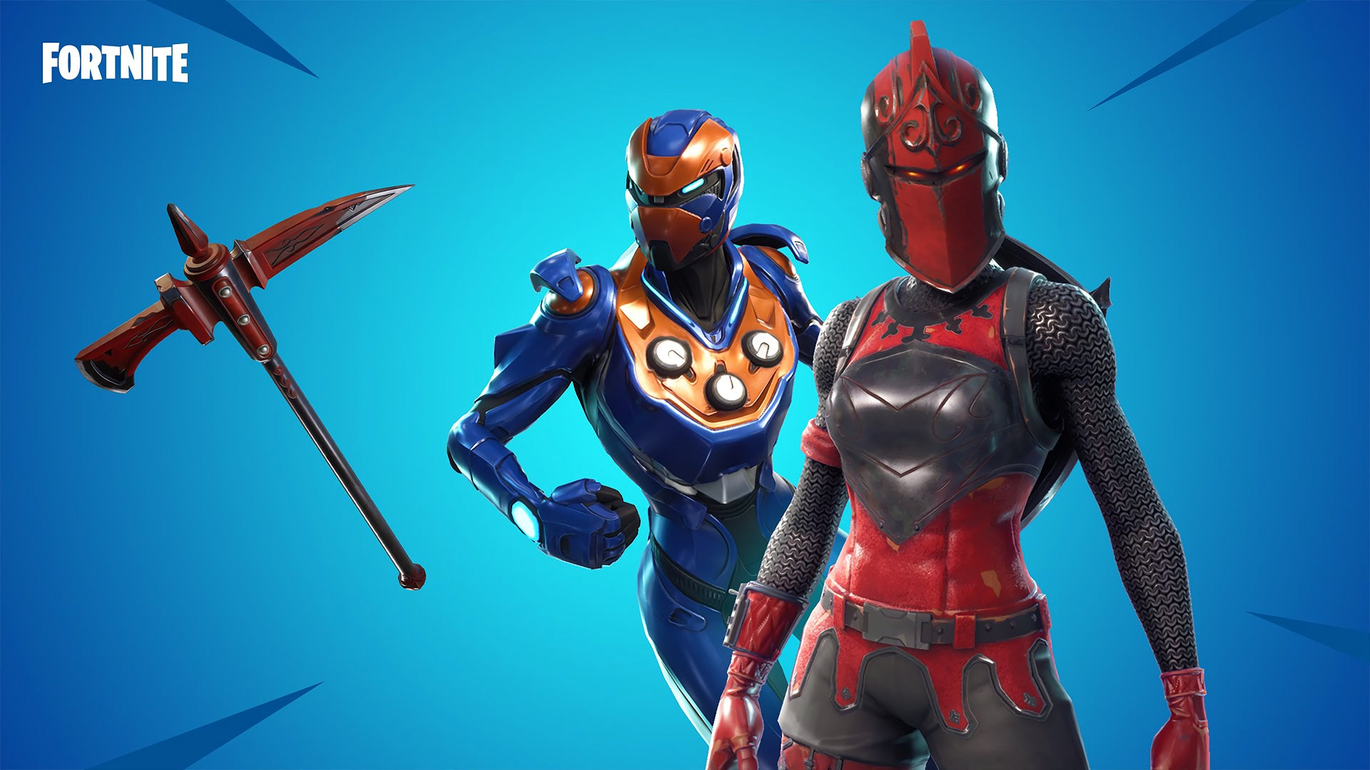 2019 Red Knight Fortnite Wallpapers For Desktop Fortnite Costume For Kids
