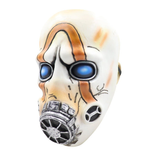 Fortnite Psycho Bandit Mask Borderlands Glow In Dark Cosplay Halloween Latex Mask Costumes