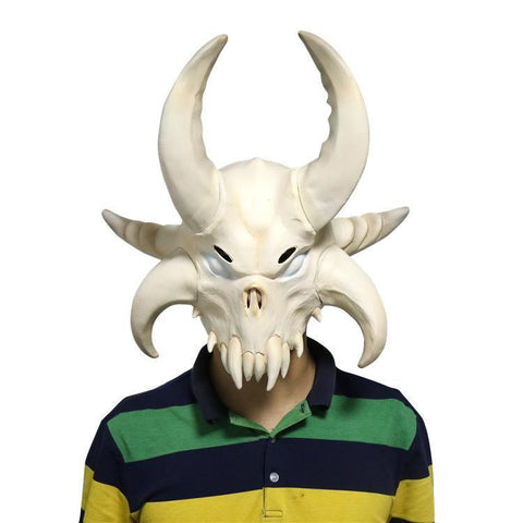 Fortnite Ragnarok Enviroment Latex Mask Costume Prop Halloween Party