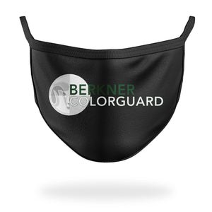 Berkner Colorguard Mask