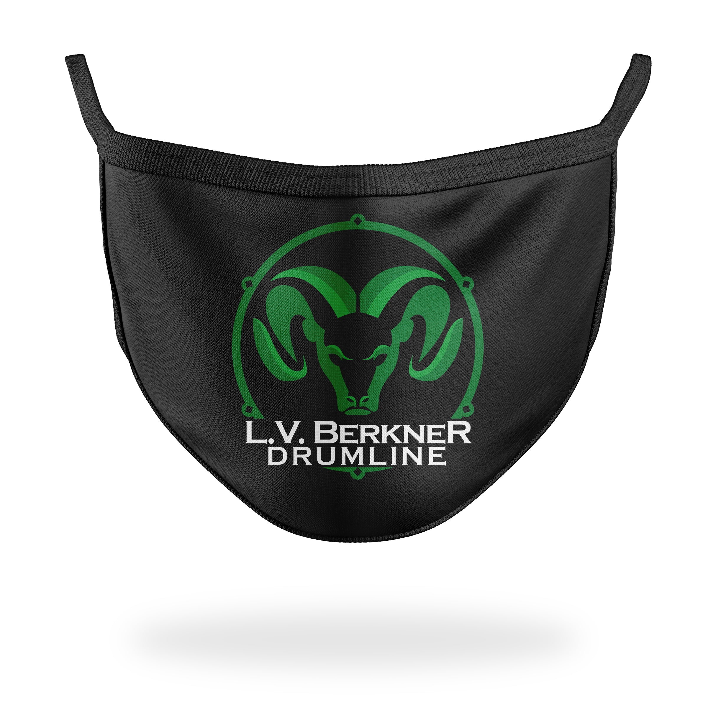 Berkner Percussion Mask