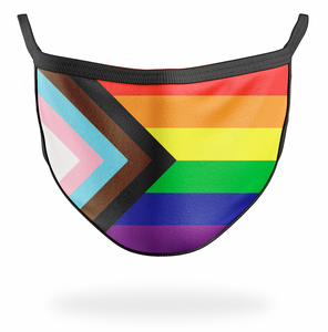 Charlotte Pride Band Mask v3