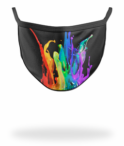 Charlotte Pride Band Mask v15