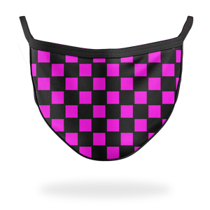 Equinox Checkerboard Pink