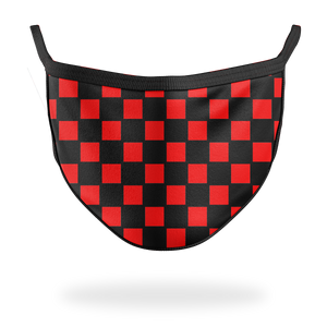 Equinox Checkerboard Red