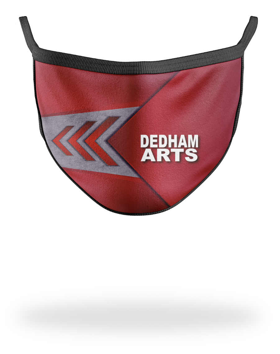 Dedham Arts Mask v1