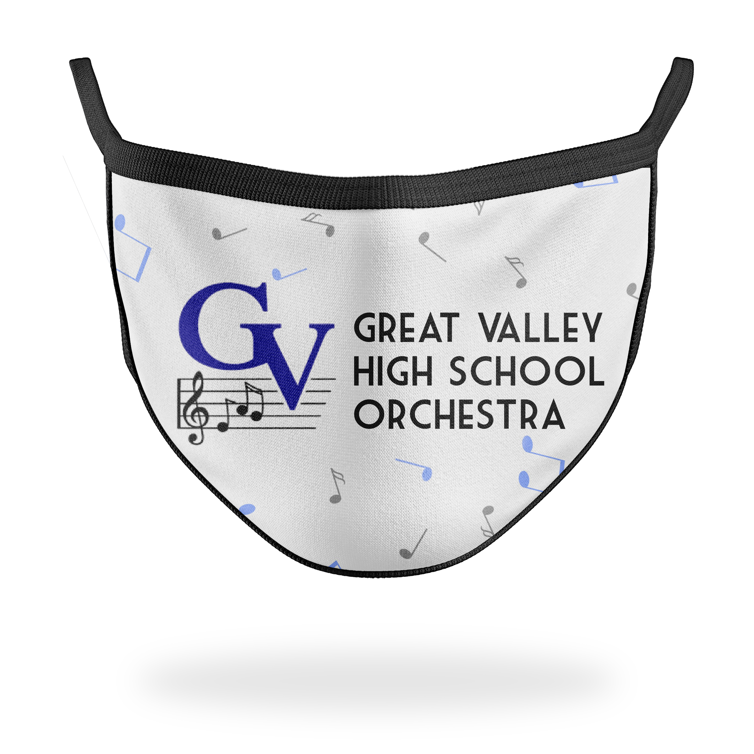 GVHS Orchestra Mask