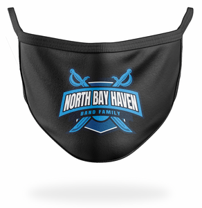 North Bay Haven Band Mask v8